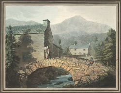Bridge and Inn at Buttermere